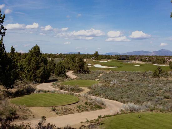 Pronghorn Resort: Nicklaus Golf course