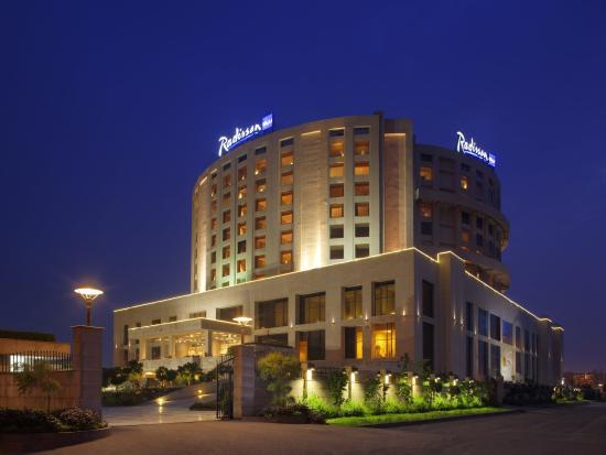 래디슨 블루 호텔 뉴 델리 드워카