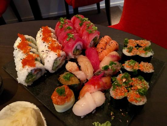 ShinNori: perfect sushi !