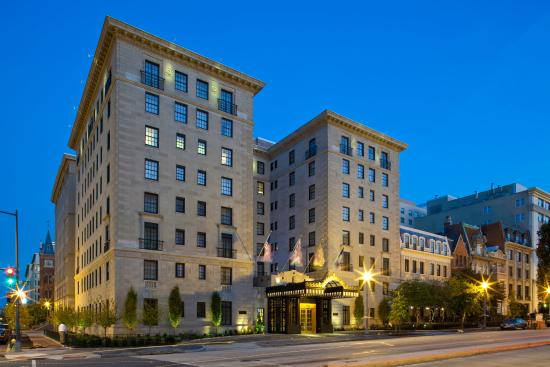 Star Hotels In Dupont Circle Washington Dc