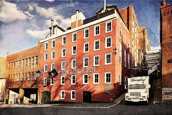 Pottsville, PA: America's Oldest Brewery