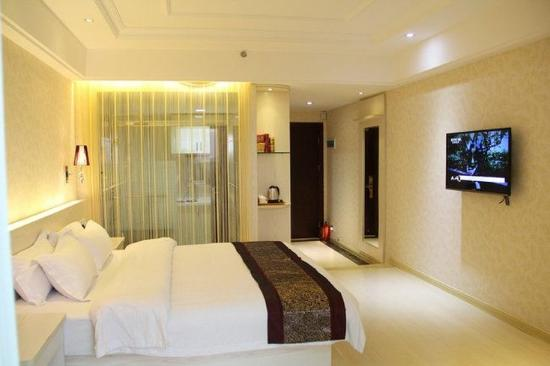 Chuanghui Business Hotel: Delicate Apartment Room