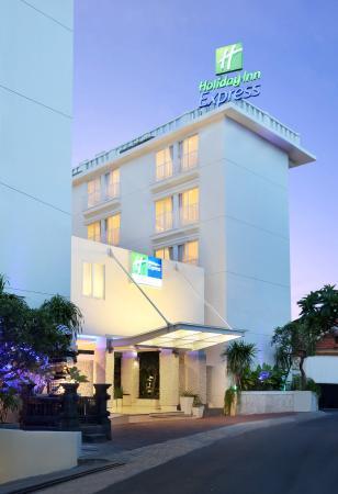峇里島庫塔廣場智選假日飯店