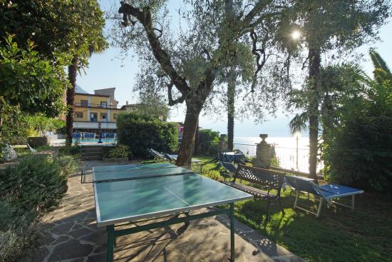 Hotel Palazzina: Giardino