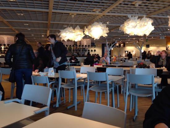 ikea restaurant bild fr n ikea restaurant reykjavik tripadvisor. Black Bedroom Furniture Sets. Home Design Ideas