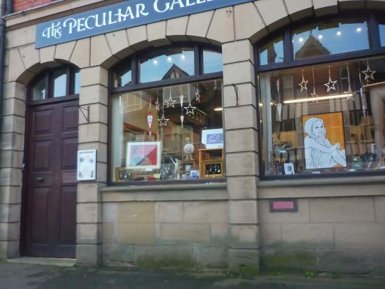 The Peculiar Gallery, Rhos-on-Sea