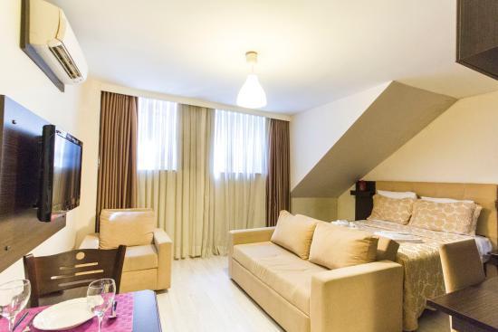 Noche Suites Harbiye: ground floor