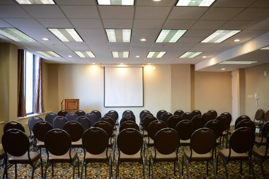 The Hotel Lancaster: Meeting Room