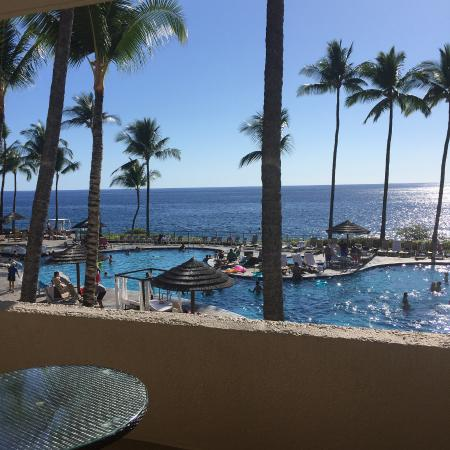 view from our ocean front pool there are also ocean front rooms rh en tripadvisor com hk