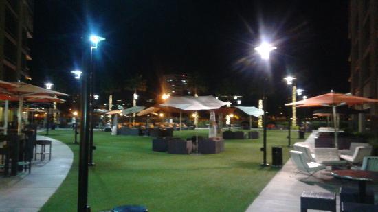 University Plaza Waterfront Hotel: 20160406_223327_large.jpg