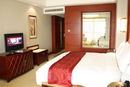Dynasty International Hotel: Administrative King Room