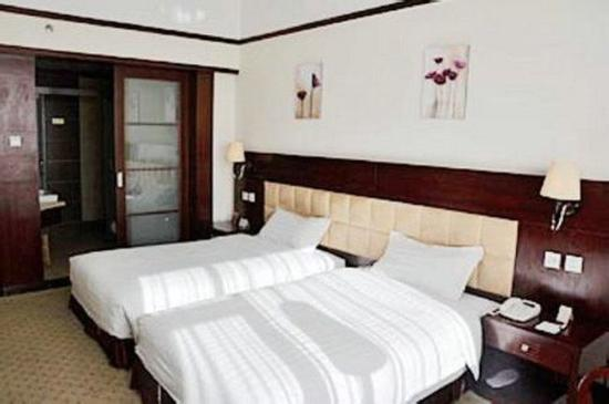 Golden Palace Business Hotel: Standard Twin Room