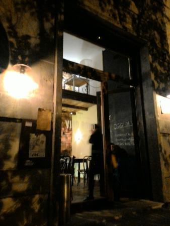 Vino Bono enoteca osteria: Esterno
