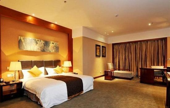 Changzhi, China: Superior King Room