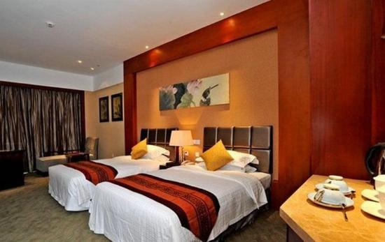 Changzhi, China: Superior Twin Room