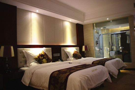 Baise, China: Deluxe Twin Room