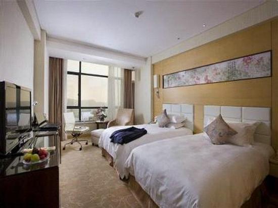 Lanxi, China: Business Twin Room