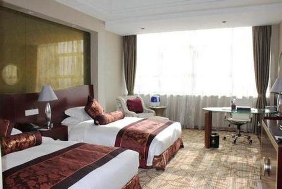 Cangzhou, Kina: Business Twin Room
