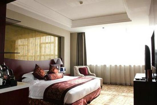 Cangzhou, China: Business King Room