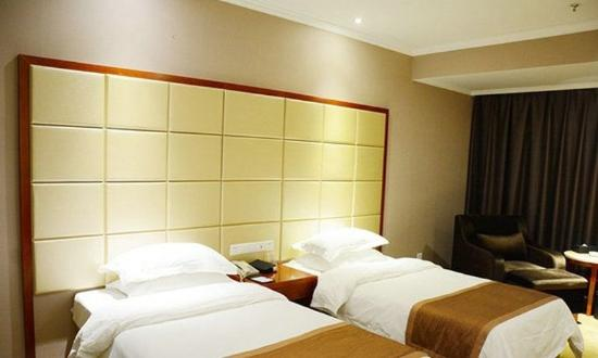 Fuzhou, China: Standard Twin Room