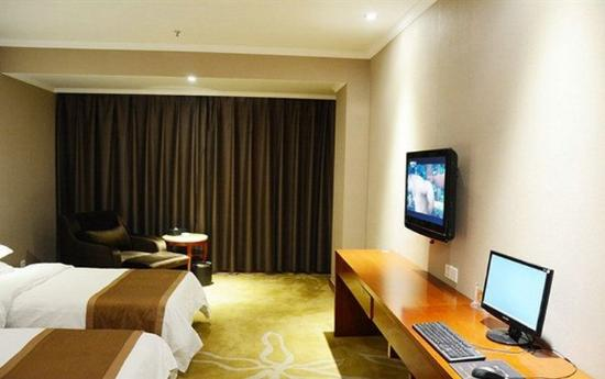Fuzhou, China: Business Twin Room