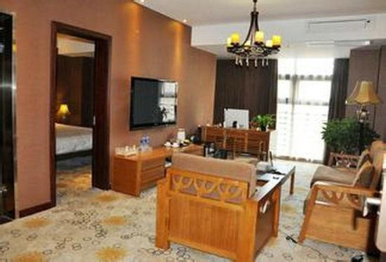 Puyang, Chiny: Standard Suite