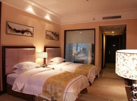 Xingtai, จีน: Business Twin Room