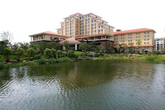 Foto de Tianbao Garden Hotel