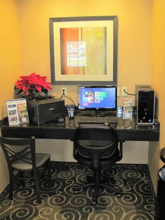 Ambridge, PA: Business Center