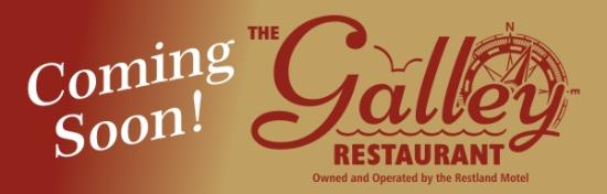 Clarenville, Canadá: The Galley Restaurant, COMING SOON!!!!!