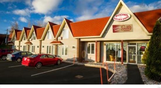 Clarenville, Canadá: The Restland Motel