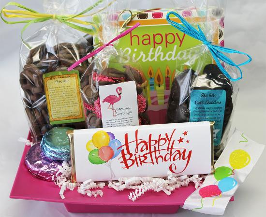 Birthday Gift Baskets - Picture of Olde