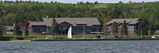 Red Cliff, WI: The ONLY resort & casino nestled on the Apostle Islands National Lakeshore