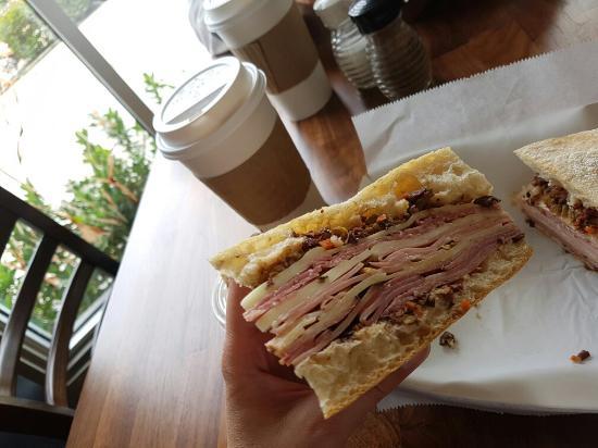 Cole's Peace Artisan Bakery and Sandwich Shop: 20160404_150918_large.jpg