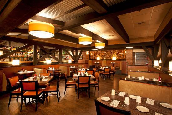 Holiday Inn Auburn: Max's Onsite Restaurant