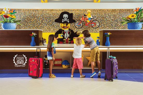 LEGOLAND California Hotel - UPDATED 2018 Prices & Reviews (Carlsbad ...