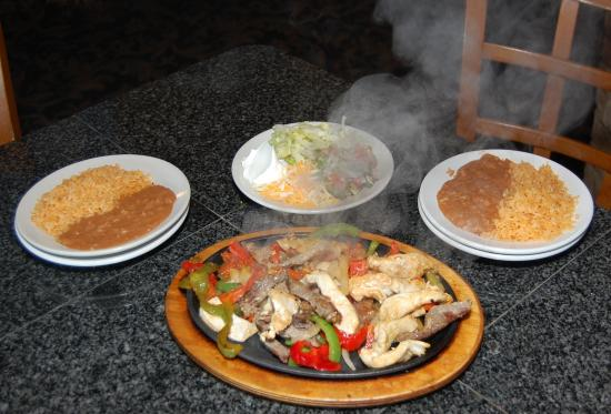 Germantown, WI: SIZZLING Fajitas