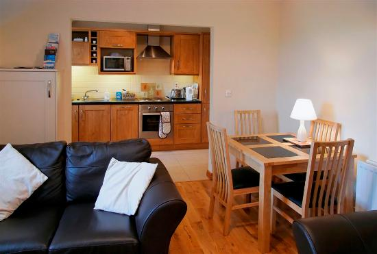 Stable Court Lodging: One Bedroom Apartment