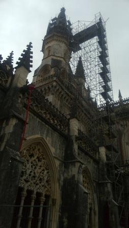 Batalha, Portugal: Gran Iglesia merece ser visitada