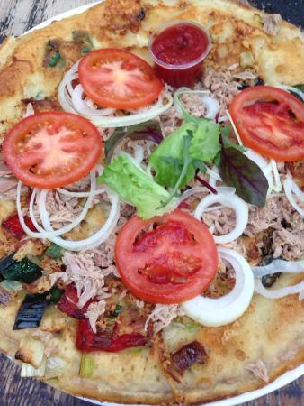 Pannenkoeken- en poffertjes restaurant Klein Seinpost