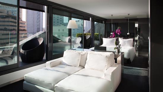 DoubleTree by Hilton Lisbon - Fontana Park : junior suite
