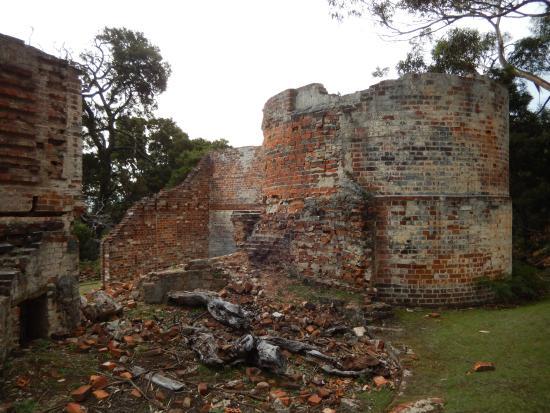 Tasmania, Australia: Encounter 200 years in one moment at Oast House, Maria Island!