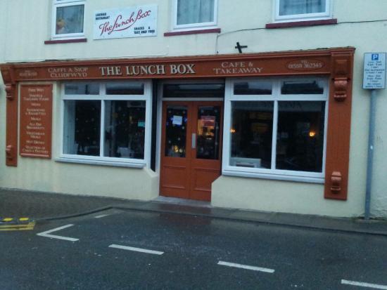 Llandysul, UK: The Lunch Box