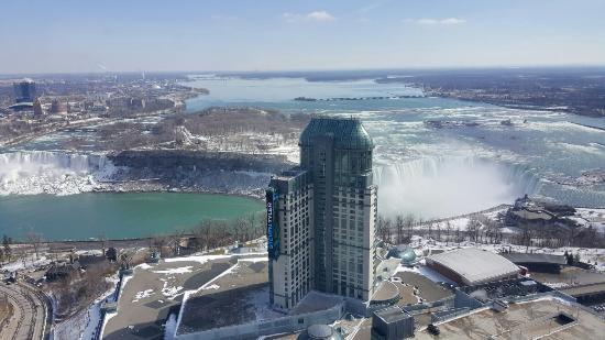 Hilton Fallsview Hotel Niagara Falls Canada