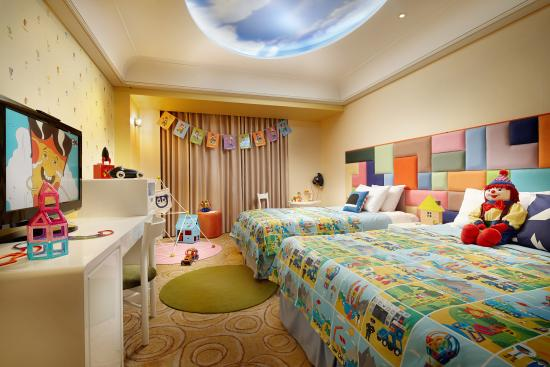 Lotte Hotel World: Character room