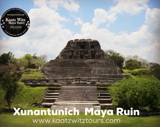 San Jose Succotz, Belice: Xunantunich Maya Ruin