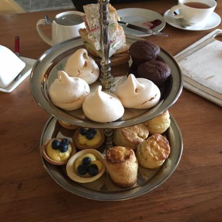 Sedbergh, UK: Afternoon tea