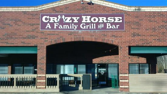 Crazy Horse A Family Grill