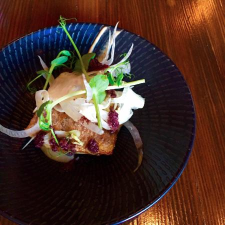 ... brioche crumbs - Picture of Estelle Bistro, Northcote - TripAdvisor