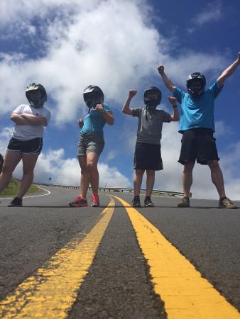 Paia, Havaí: Haleakala!